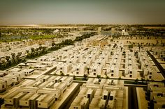 Saudi // Desert City – Visual Motif Ltd