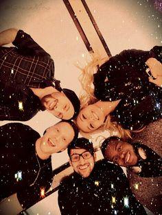 Avi, Kristie, Kevin, Mitch, Scott