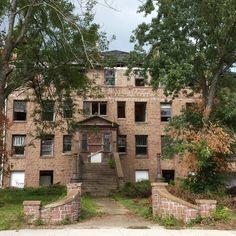 Abandoned-Ironton, MO
