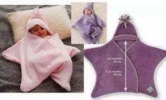 schattige babyverpakking