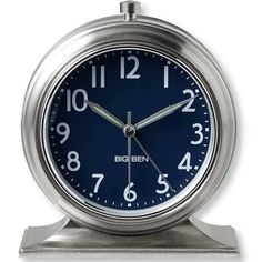 1931 Big Ben Alarm Clock Blue | L.L.Bean