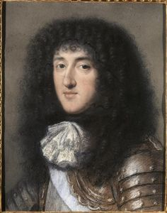 attribué à Charles Le Brun | Monsieur Philippe d'Orléans | Images d'Art