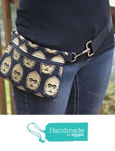 Star Wars C-3PO Adventure Bag/Fanny Pack