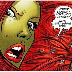 - If you support Donald trump please unfol. Poison Ivy Comic, Dc Poison Ivy, Poison Ivy Dc Comics, Girls Characters, Comic Book Characters, What Is Best Friend, Joker Und Harley Quinn, Feminism Quotes, Gotham Girls