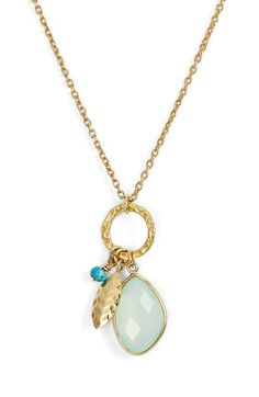 Argento Vivo Cluster Pendant Necklace available at #Nordstrom