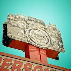 Neon Sign Vintage Retro Roadside Oklahoma City