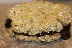 protein no bake cookie - pb & choc