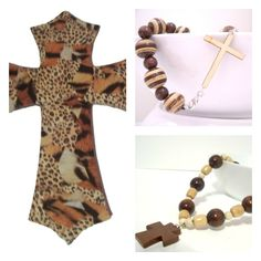 Check out these amazing Christian items from my shop allaboutjesusdesigns! Cross - https://www.etsy.com/listing/160707019/animal-print-decor-african-print-mod?ref=shop_home_active_13 Necklace - https://www.etsy.com/listing/176510457/brown-howlite-cross-necklace-christian?ref=shop_home_active_4 Bracelet - https://www.etsy.com/listing/176303881/wooden-cross-bracelet-christian-jewelry?ref=shop_home_active_15