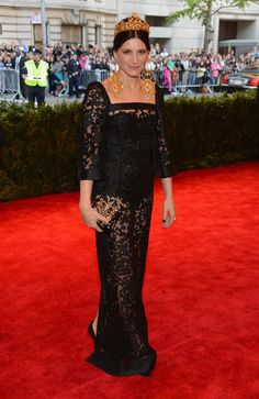 The Met Gala 2013: The Best of the Red Carpet - Tabitha Simmons