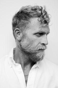Philip Crangi/ Character hair inspiration