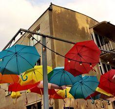 Warszawa 2014 Umbrellas