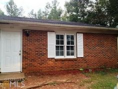 Multi-Colored Brick Adds a Nice Touch That Stays! -- $75,000 -- 104 Massey Lane, Athens, GA