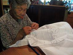 Japanese Textile Workshops  日本のテキスタイル ワークショップ: The Ghosts of Shibori Past