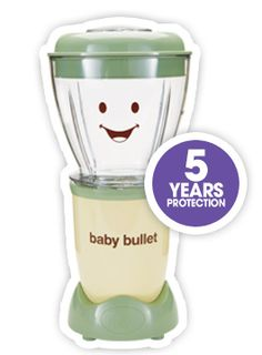 But The Baby Bullet Comes With Great Containers For Storage Freezing Travel That Make Life Easier