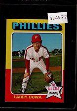 1975 TOPPS #420 LARRY BOWA NM $2.50