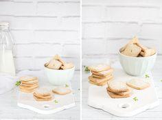 Galletas de mantequilla con tomillo limonero de Gordon Ramsay