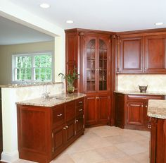 Excellent idea on Kitchen Maid Cabinets