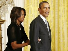 Mr. & Mrs. Obama