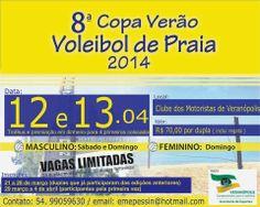 Rádio Web Mix Esporte&Som: Vem aí a oitava Copa Verão de Voleibol de Praia