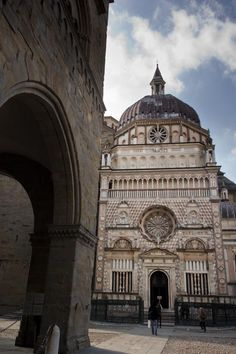 Bergamo, in Northern Italy, is much more than just an airport. Read why you should visit this beautiful medieval town on