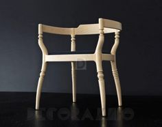 #wooden #wood #woodwork #furniture #eco #design #interior стул с подлокотниками Billiani 531, 531
