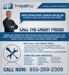 Call Now: 855-269-2309 http://savebigtips.com/credit-repair/