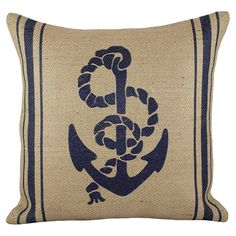 I pinned this Marina Pillow from the Seaside Chic event at Joss and Main!
