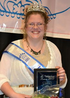 Angel Shaver, Ms. Wheelchair Kansas 2013