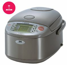 Zojirushi NP-HBC10 5-1/2-Cup (Uncooked) Rice Cooker and Warmer with Induction Heating System, Stainless Steel - http://luxurylifestylegifts.com/?p=16434
