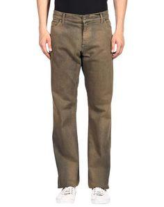 ROBERTO CAVALLI Denim pants. #robertocavalli #cloth #top #pant #coat #jacket #short #beachwear