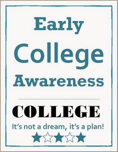 The Middle School Counselor: 7th Grade College Awareness Lesson