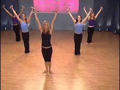 Standing Pilates Body Burn