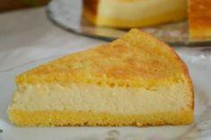 Receita de Bolo de Fubá Cremoso - Delicioso! Tortillas Veganas, Banoffee, Quiche, Cornbread, Vanilla Cake, Cheesecake, Menu, Cooking, Ethnic Recipes
