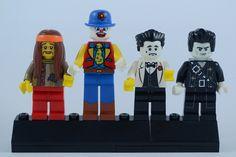 LEGO Hippies, Freaks & Goth's