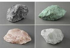 How to Identify Rough Gem Stones Gemstones found in nature don't resemble gems in a jewelry store; they look like any other rock. A field guide can help you locate gem sites and identify them. Minerals And Gemstones, Crystals Minerals, Rocks And Minerals, Crystals And Gemstones, Stones And Crystals, Gem Stones, Story Stones, Rock Identification, Gem Hunt
