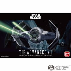 (36.50$)  Watch now - http://aiu5w.worlditems.win/all/product.php?id=32763622849 - OHS Bandai SW 1/72 Tie Advanced x1 Assembly Model Kits