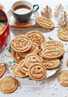 Mexican Food Recipes, Cookie Recipes, Dessert Recipes, Desserts, Biscuit Bar, Food Mold, Cinnamon Cookies, Polish Recipes, Different Recipes