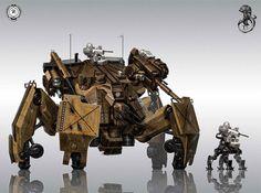 Robotic Blogs: March 2011