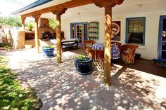 Charming adobe Studio near Plaza - Apartments for Rent in Santa Fe, New Mexico, United States