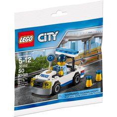 LEGO City 30352 Police Car Set New/Sealed!! 50pcs Ages 5+ Boys & Girls!! Toy New #LEGO