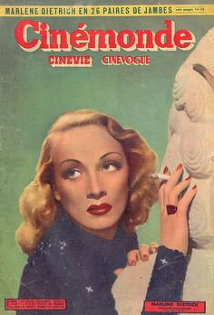 TO DIY OR NOT TO DIY: MARLENE DIETRICH - MAIO 1949