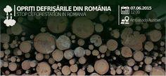 Opriti distrugerea padurilor din Romania