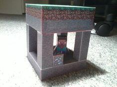 Papercraft Mini Cave