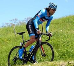 Thomas Dekker - TD - Giro d'Italia - GARMIN SHARP