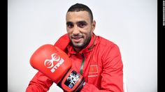 Heavyweight Boxer Arrested for allegedly raping maids   Brazilian police on Friday says it has arrested a Moroccan Olympic boxer on allegations of trying to rape two Brazilian maids at the Olympic Village.  Hassan Saada 22 was arrested under a temporary warrant at the request of the Rio de Janeiro police. The warrant is valid for 15 days.  Saada's attorney Paulo Freitas Ribeiro said his client has denied any wrongdoing during an official statement to the local police.   Saada a light…