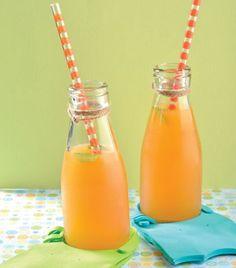 Bebidas refrescantes recetas