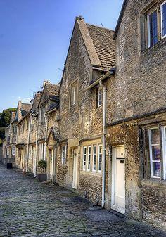 Corsham Village Cottages, Wiltshire