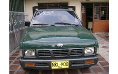 Nissan d 45 21 estacas 4x2 modelo 1995