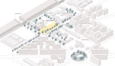 OPERASTUDIO - Project - CityLIfe Police Station - #Urban planning #Milan #Italy