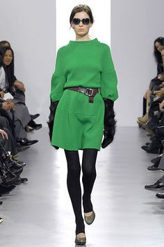 Marni Fall 2007 Ready-to-Wear Collection Slideshow on Style.com
